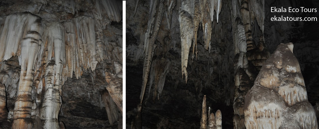 Formations within Wonder Cave – Ekala Tours