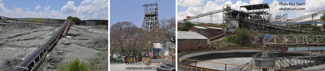 Cullinan surface operations – Ekala's Cullinan mine tours