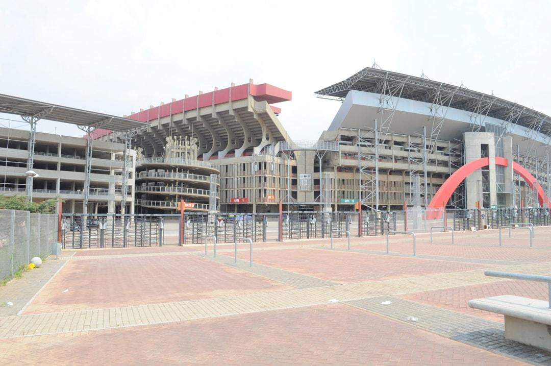 Ellis park stadium, Johannesburg
