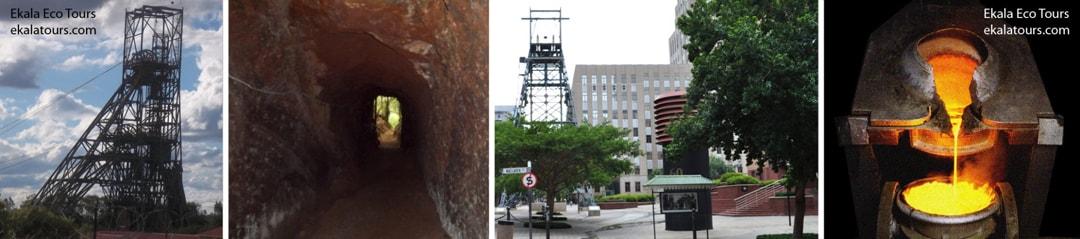Gold mine tours - Ekala Mining Tours