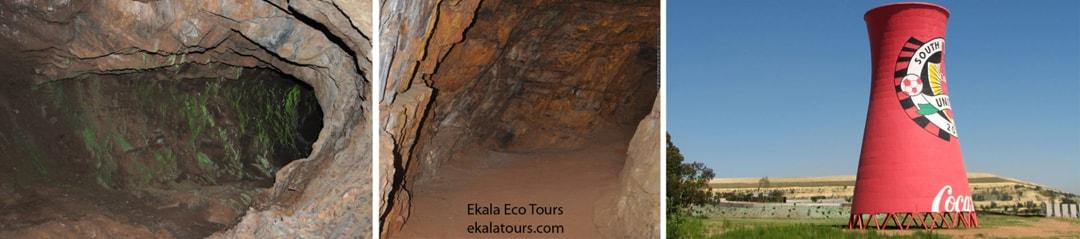 Gold mine tours - Ekala Mining Tour