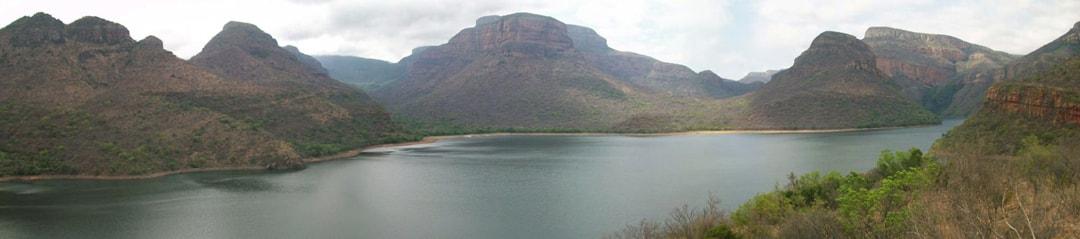 Scenic view – Blyde River Canyon – Ekala