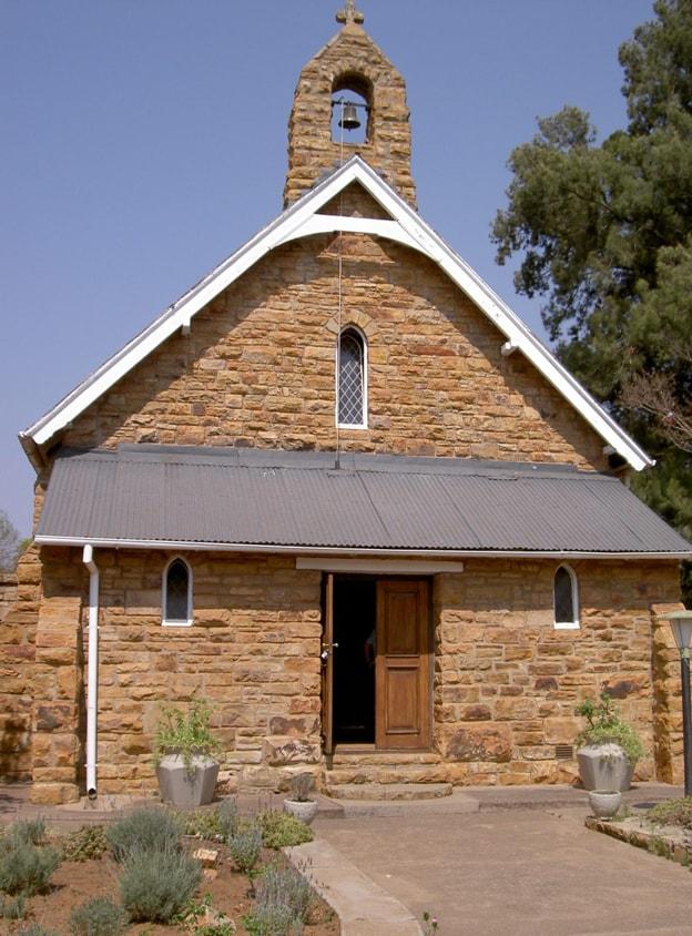 Sir Herbert Baker church building, Cullinan - Ekala's Cullinan village tour