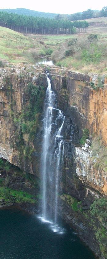 Waterfall Blyde Canyon – Ekala Eco Tours