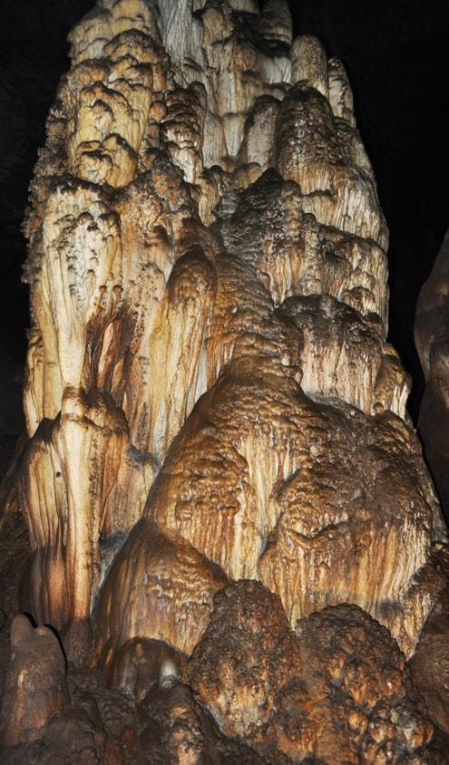 Wonder Cave formation – Ekala Tours